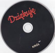 Król - Dziękuję (bardzo) (limitowana edycja)  [CD]