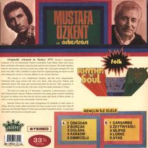 Mustafa Ozkent - Genclik Ile Elele (Limited Colored Vinyl Edition) [LP]