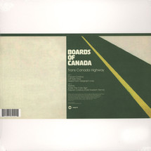 Boards Of Canada - Trans Canada Highway EP