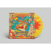 Flamingods - Levitation (Limited Red & Yellow Splatter Vinyl) [LP]