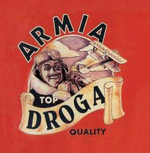 Armia - Droga (Red Vinyl) [2LP]
