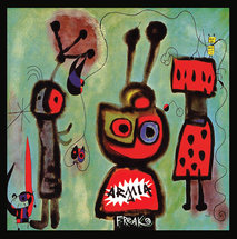 Armia - Freak (Red & Yellow Vinyl) 2 Lp