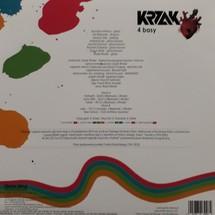 Krzak - 4 Basy