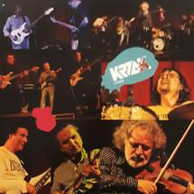 Krzak - 4 Basy [LP]