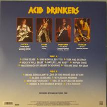 Acid Drinkers - Strip Tease