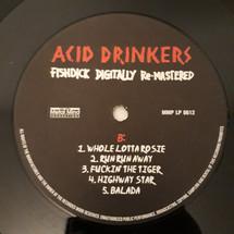 Acid Drinkers - Fishdick [LP]