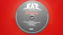 Kat - Bastard (2019 Edition, Red Vinyl) [LP]