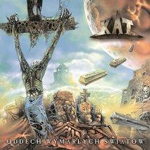 Kat - Oddech Wymarłych Światów (2019 Edition, Turquoise Vinyl)