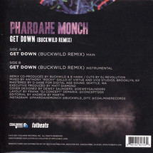 Pharoahe Monch - Get Down (Buckwild Remix)