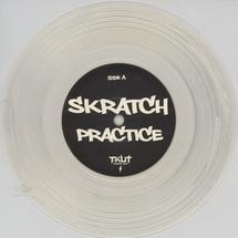 """DJ T-Kut - Skratch Practice (Ultra Clear) [7""""]"""