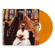 Masta Ace - A Long Hot Summer (Orange Vinyl Edition) [2LP]