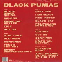 Black Pumas - Black Pumas (Premium Edition)