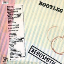 Aerosmith - Live! Bootleg [2LP]