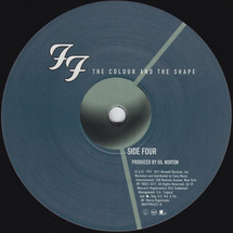 Foo Fighters - The Colour And The Shape [2LP]