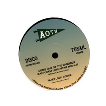 """East Coast Love Affair - Without You / Come Out [12""""]"""