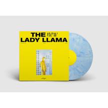 Steiger - The New Lady Llama (White & Blue Marbled Vinyl) [LP]