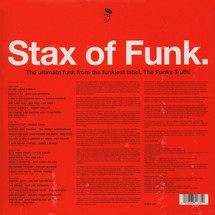 VA - Stax Of Funk - The Funky Truth [2LP]