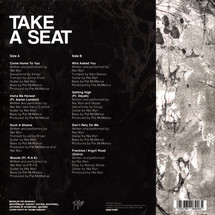 Nia Wyn - Take A Seat EP (Mulberry Coloured Vinyl)