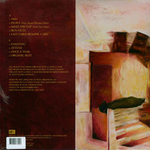 Alfa Mist - Bring Backs (Limited Peach Vinyl Edition)