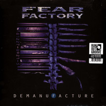 Fear Factory - Demanufacture (25th Anniversary Edition) (Blue Marbled Vinyl)