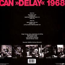 Can - Delay 1968 (Pink Vinyl Edition)