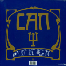 Can - Future Days (Gold Vinyl Edition)