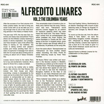 Alfredito Linares - Vol.2: The Colombia Years