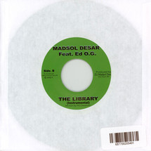 Madsol Desar / Ed O.G - The Library
