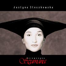 Justyna Steczkowska - Dziewczyna szamana (Red Vinyl)