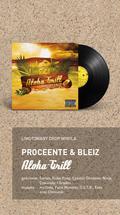 Proceente & Bleiz - ALOHA-GRILL (Black Vinyl) [LP]