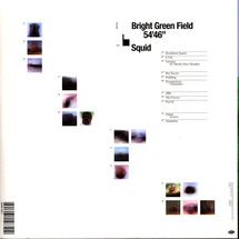 Squid - Bright Green Field (Limited Green 2LP+MP3 / Gatefold Cover)