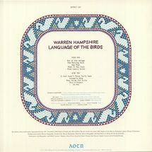 Warren Hampshire - Language Of The Birds