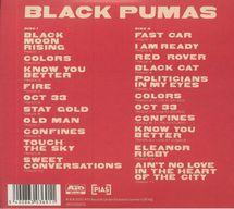 Black Pumas - Black Pumas (Deluxe Edition) [2CD]