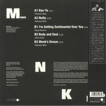 Thelonious Monk - Mønk (Mono)