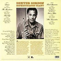 Dexter Gordon - Sophisticated Giant