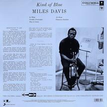 Miles Davis - Kind Of Blue (Blue Vinyl)