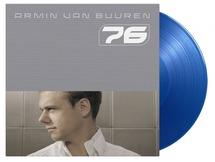 Armin Van Buuren - 76 (Blue Vinyl)