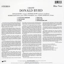 Donald Byrd - Chant (Tone Poet)