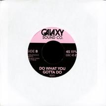"""Black Cash & Theo - Flute Thing / Do What You Gotta Do [7""""]"""