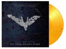 Hans Zimmer - The Dark Knight Rises (OST) (Flaming Coloured Vinyl)