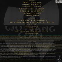 Wu-Tang Clan - Enter the Wu-Tang (36 Chambers) [LP]