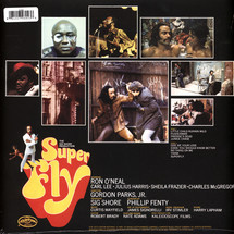 Curtis Mayfield - Super Fly OST [LP]