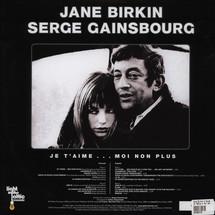 Jane Birkin - Je T'Aime … Moi Non Plus [LP]