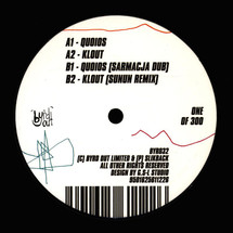 """Slikback - Quoios / Klout [12""""]"""