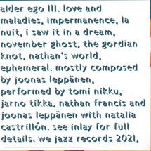 Alder Ego - III [LP]