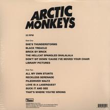 Arctic Monkeys - Suck It And See (LP+MP3) [LP]