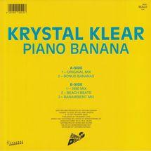 Krystal Klear - Piano Banana