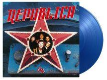 Republica - Republica (Translucent Blue Vinyl) (RSD21)