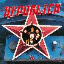 Republica - Republica (Translucent Red Vinyl)(RSD21