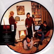 U2 - Fire (40th Anniversary Edition) (Picture  dis,cD4 track )EP (RSD21) [12